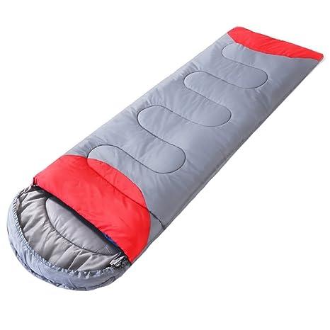 ZXQZ Saco de dormir Adulto Cuatro Estaciones Al Aire Libre Saco de Dormir de Viaje Invierno