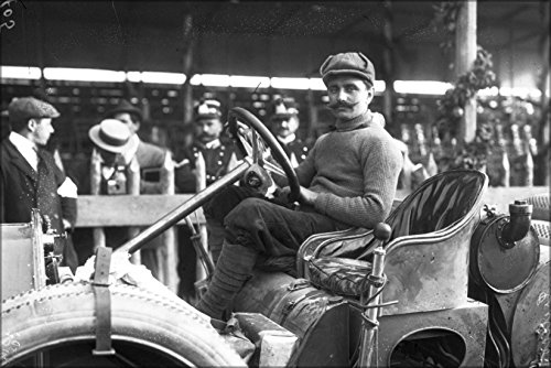 24x36-poster-vincenzo-trucco-in-his-isotta-fraschini-at-the-1908-targa-florio