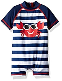 Wippette Baby-Boys Baby Boys Crabs & Stripe 1pc