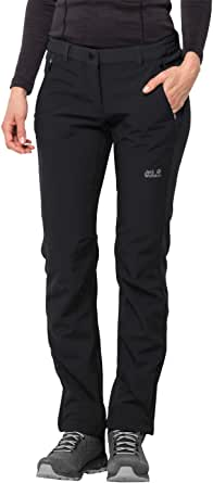 Jack Wolfskin Women's Zenon Softshell Pants Women's Pants