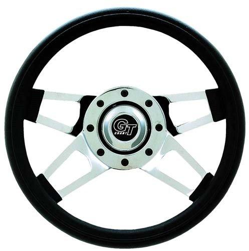 Steering Wheel Challenger Black Grip CHR Spokes (440)