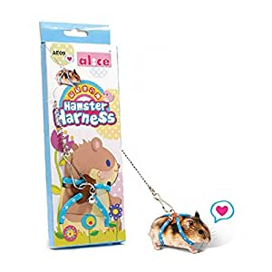 Popular Adventure Land Hamster Gerbil Pet Cage Playhouse Blue
