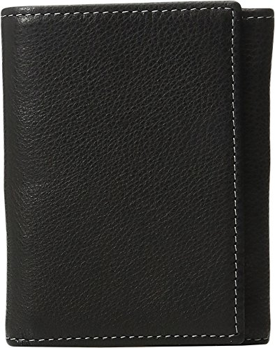Johnston & Murphy Billfold - Johnston & Murphy Men's Trifold Wallet Black Wallets