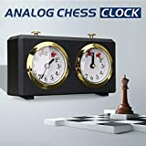 Chess Timer, Professional Chess Clock Game Timer