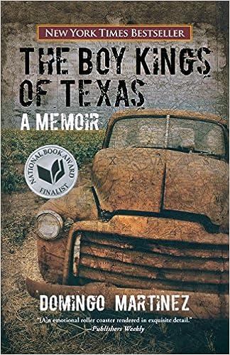 Boy Kings Of Texas: A Memoir: Domingo Martinez: 9780762779192: Amazon.com:  Books Part 37