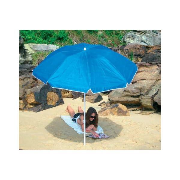 Sunproof UV Ombrellone Portatile Pieghevole 6 spesavip