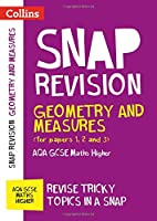 Geometry And Measures (for Papers 1 2 And 3): AQA