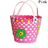 TraveT Children DIY Creative Basket Craft Project Weaving Kit Educational Art Toy