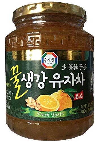 Sura Wang Citron Ginger bottle product image