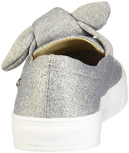 Gris Obscuro de para Zapatillas Carlis Pepe Mujer BB011 Jeans C Tenis UWvZXzqy