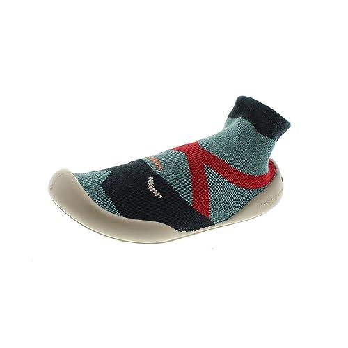 COLLEGIEN Zapatos Niño Zapatillas Casa 832d Azul 22I23: Amazon.es: Zapatos y complementos