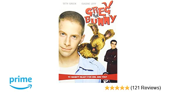 Amazon com: Greg the Bunny - The Complete Series: Seth Green