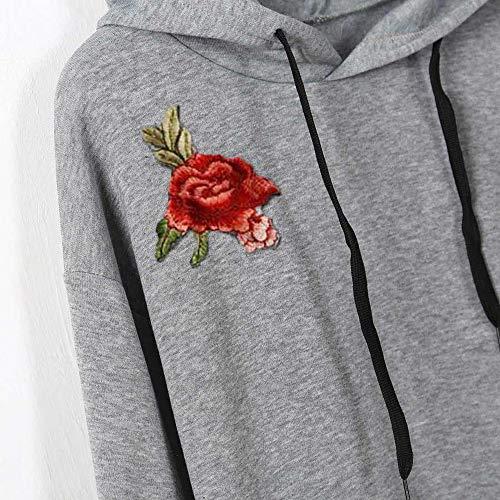 MVPKK MVPKK Femmes Sweat Rose Femmes B8da1q8n