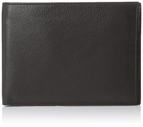 Leather Traditional Kiko Leather Brown Mens Kiko Wallet Bifold wIECdxqFZC