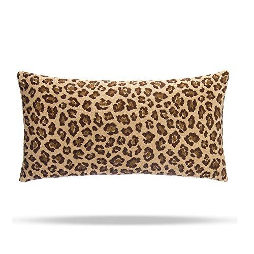 (Grouchy Goose Wild Thing Cheetah Lumbar Pillow)