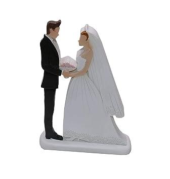 Grosse Tortenfigur Figur Tortendeko Brautpaar Brautigam Hochzeit