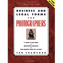 Business & Legal Forms Photographers