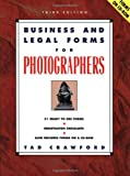 Business and Legal Forms for Photographers, Tad Crawford, 158115206X