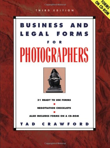 Business And Legal Forms For Photographers  Business And Legal Forms For Photographers