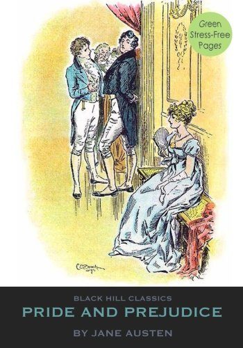 Pride and Prejudice: Green Pages and Dyslexia-Friendly Font to Reduce Stress