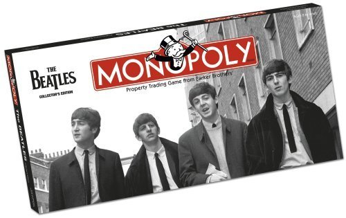 USAopoly The Beatles Monopoly by USAopoly
