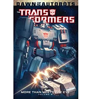check out a498d 4cf9e   Transformers  More Than Meets the Eye Volume 6 Roberts, James ( Author )