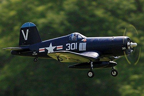 F4u Corsair Rc (FMS F4U Corsair V2 RC Airplane 4CH 800mm (31.5