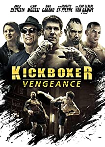 Kickboxer: Vengeance [Blu-ray] by Image Entertainment
