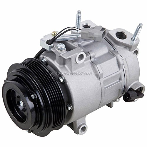 (New AC Compressor & A/C Clutch For Dodge Ram 1500 V8 2014 2015 2016 - BuyAutoParts 60-03874NA New )
