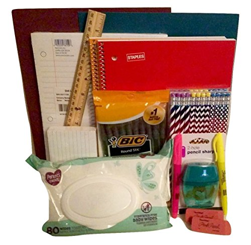 Back to School Supplies Bundle, 3rd - 6th Grade