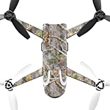 MightySkins Protective Vinyl Skin Decal for Parrot Bebop 2 Quadcopter Drone wrap cover sticker skins TrueTimber Kanati