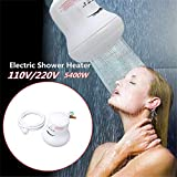 High Power Electric Shower Head 110V/220V Instant