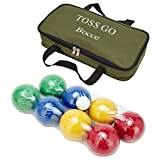 Best Bocce Ball Sets - LAWN TIME Bocce Ball Set - Recreational Plastic Review