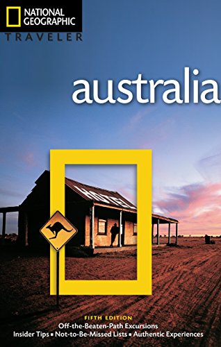 National Geographic Traveler: Australia, 5th - Australian Guide
