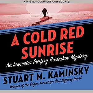 A Cold Red Sunrise Audiobook