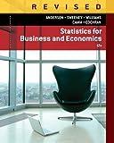 Statistics for Business & Economics, Revised