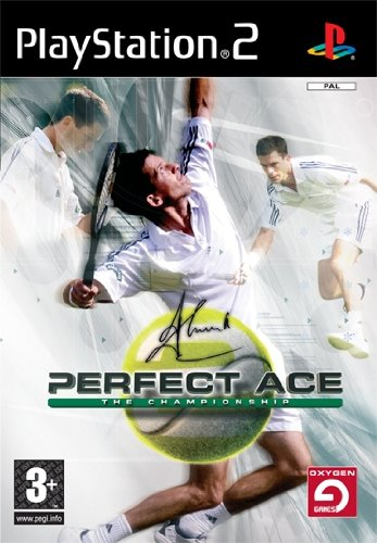 Oxygen Games Perfect Ace 2 - Juego (PS2, PlayStation 2 ...