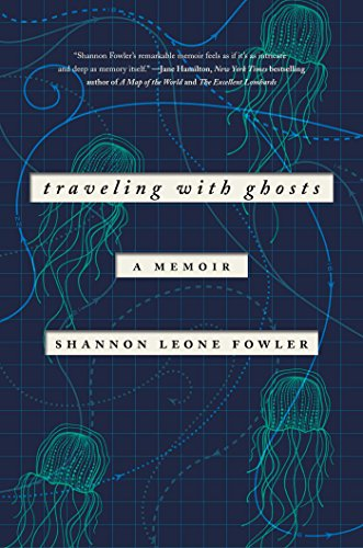 Traveling with Ghosts: A Memoir cover