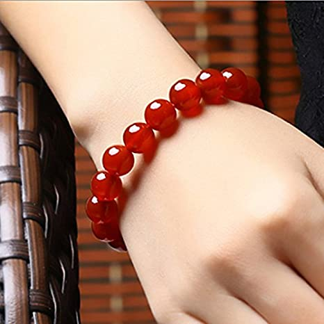 Amazon com: Special Class 5 natural cow blood red agate