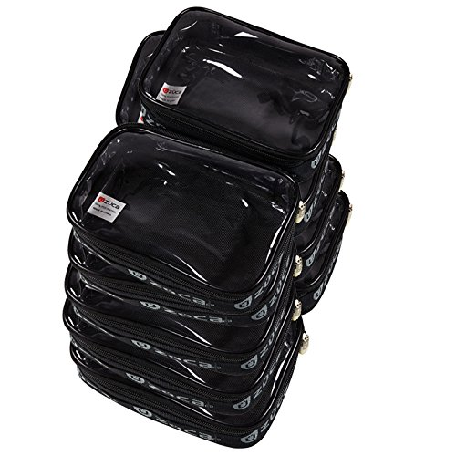 Zuca Mini Utility Pouch Ten Pack - Stacks Inside Zuca Sport or Pro Cases - For ultimate artist organization by ZUCA