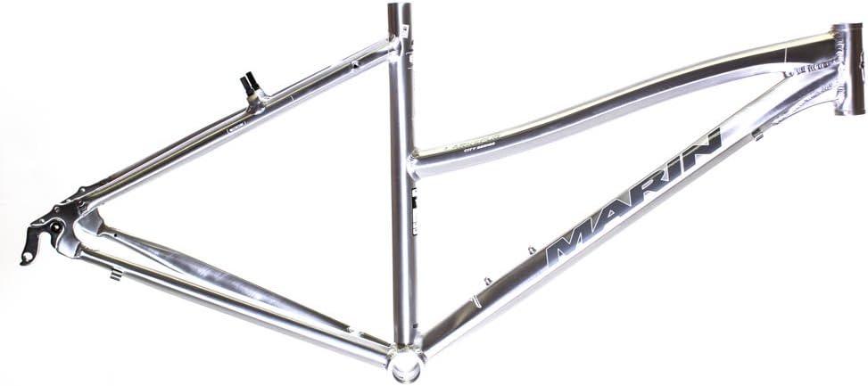 "15/"" MARIN LARKSPUR 700C Women/'s Hybrid City Bike Frame Silver Aluminum NOS NEW"