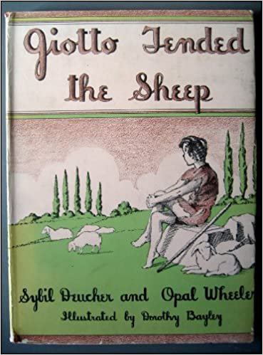 Image result for Giotto Tended the Sheep by Sybil Deucher and Opal Wheeler
