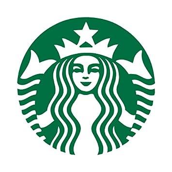 amazon com set of 2 big starbucks coffee logo vinyl cutting rh amazon com starbucks logo png starbucks logon