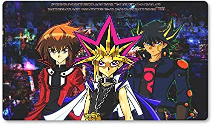 Through Duels – Juego de mesa Yugioh Playmat Games Tamaño 60 x 35 cm Mousepad MTG Play Mat para Yu-Gi-Oh! Pokemon Magic The Gathering: Amazon.es: Oficina y papelería