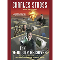 The Atrocity Archives (Laundry Files Book 1) book cover