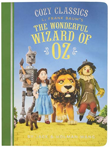 Cozy Classics: The Wonderful Wizard of Oz -