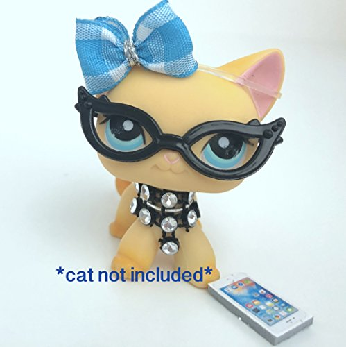 Check expert advices for lps glasses bows and necklaces?