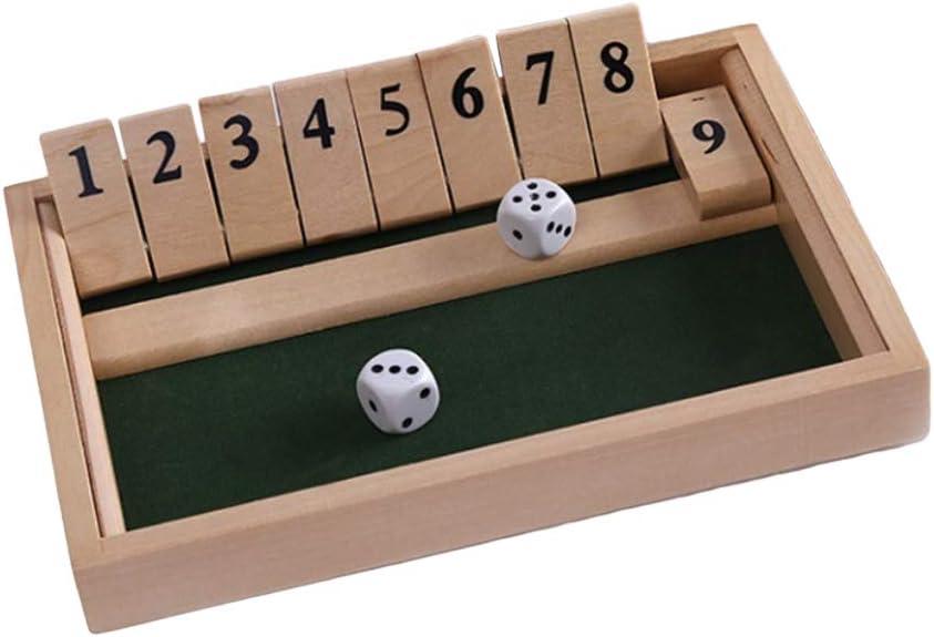 LAOSI - Juego de Mesa para Juegos de Mesa (números Digitales, 2 Jugadores): Amazon.es: Hogar