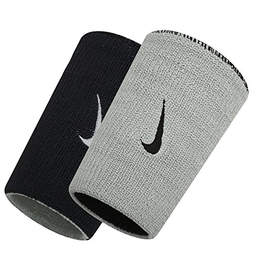 NIKE Dri Fit Double Wide Wristbands product image