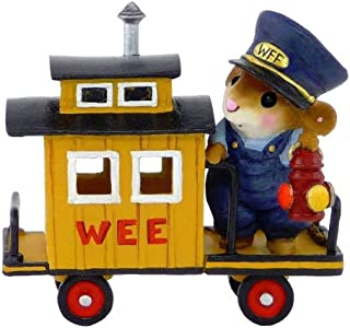 product image for Wee Forest Folk M-453e Train Caboose